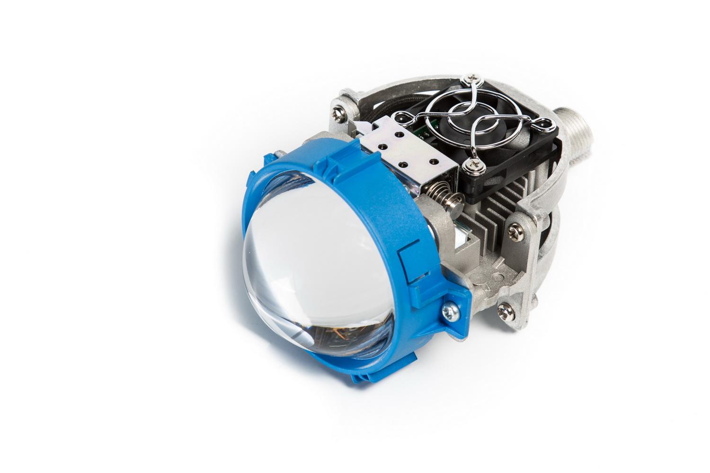 Светодиодные модули в задние фонари exLED на Hyundai