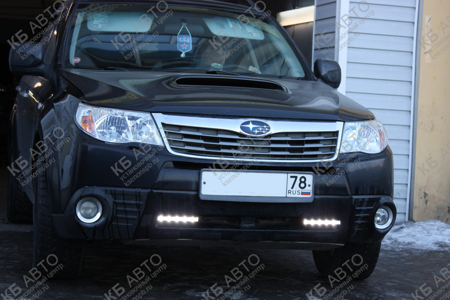 "<span class=""entry-title-primary"">SUBARU FORESTER</span> <span class=""entry-subtitle"">Установка DRL Philips</span>"