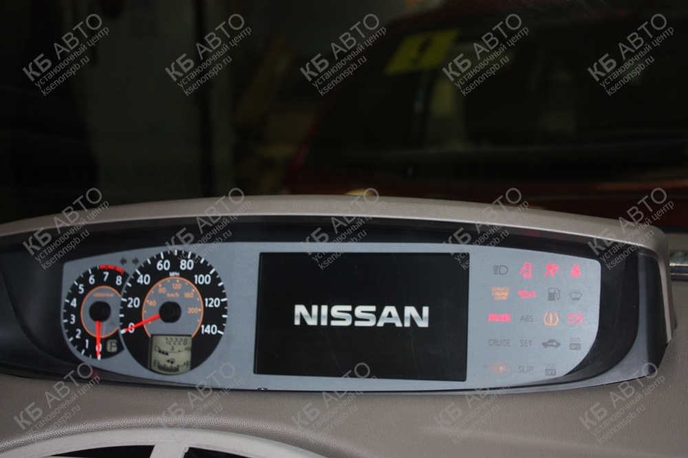 """<span class=""""entry-title-primary"""">NISSAN QUEST</span> <span class=""""entry-subtitle"""">DVD на штатный монитор</span>"""