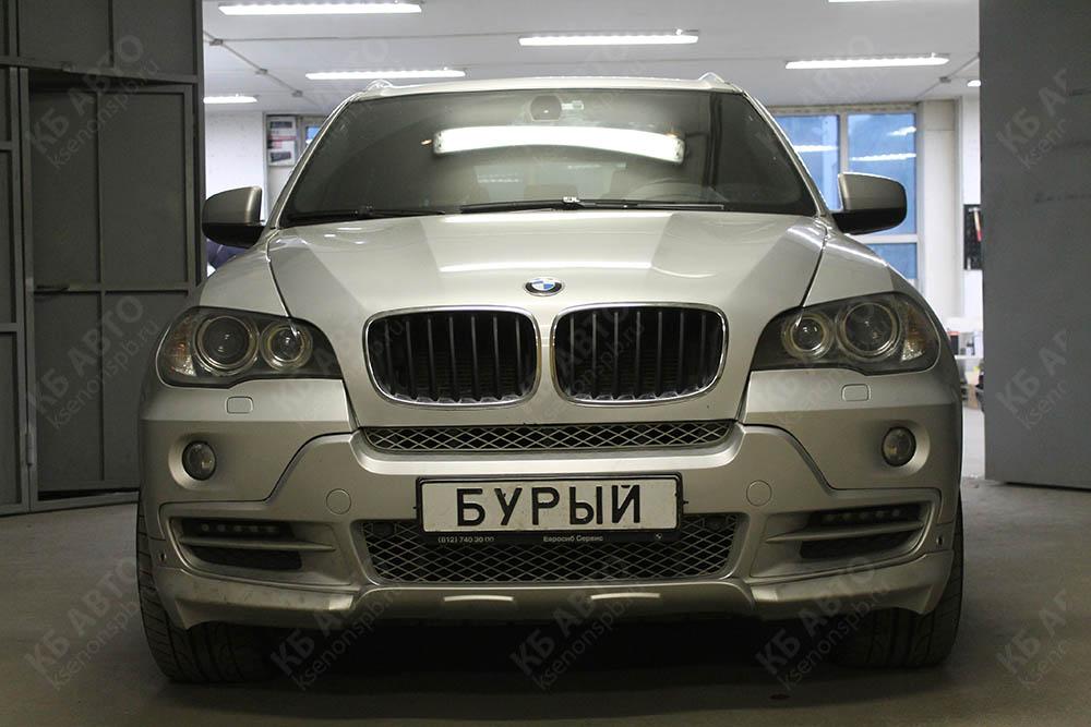 "<span class=""entry-title-primary"">BMW X5 E70</span> <span class=""entry-subtitle"">DRL NOLDEN на BMW X5 E70</span>"
