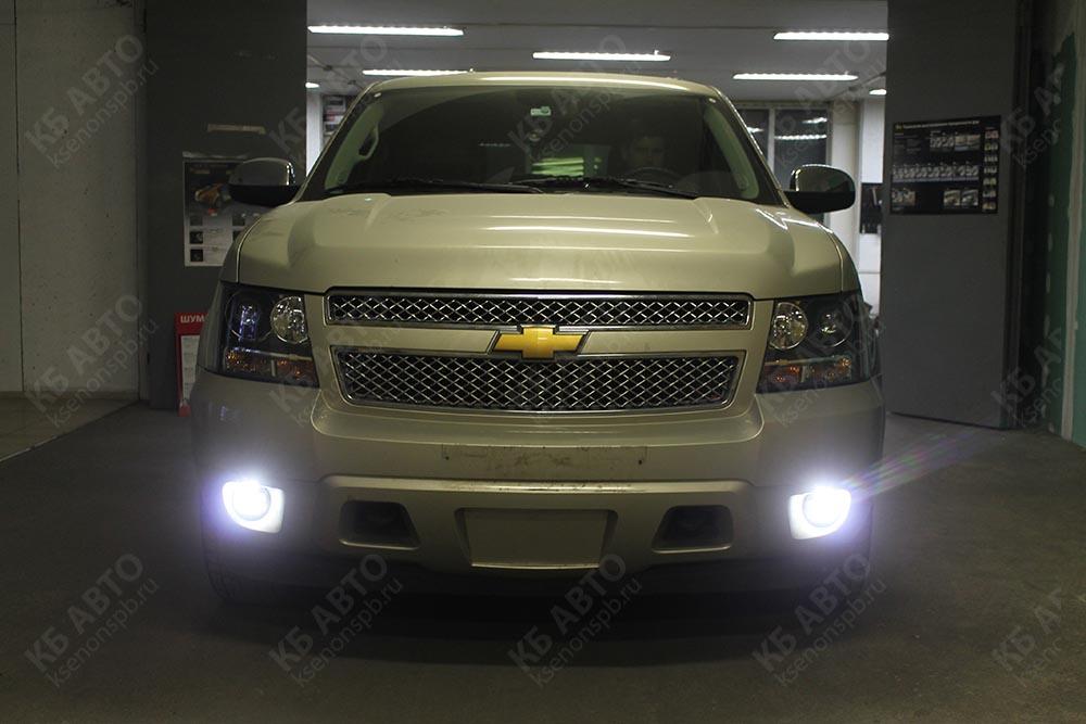 "<span class=""entry-title-primary"">Chevrolet Tahoe 2007-2014</span> <span class=""entry-subtitle"">OSRAM LEDFOG101 и светодиодные линзы BI-LED KOITO </span>"