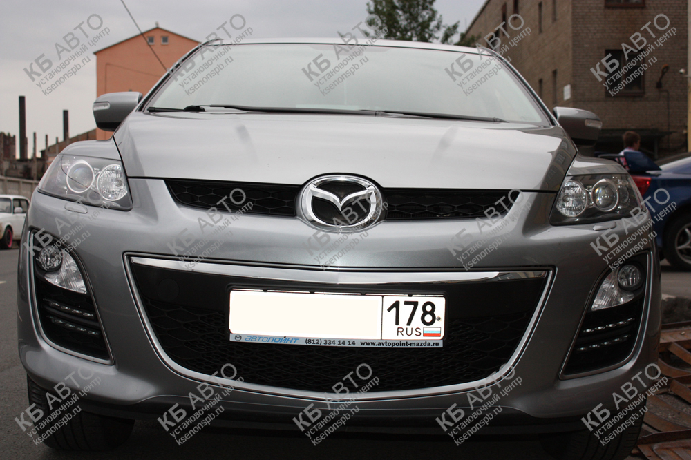 "<span class=""entry-title-primary"">MAZDA CX7</span> <span class=""entry-subtitle"">Установка DRL NOLDEN</span>"