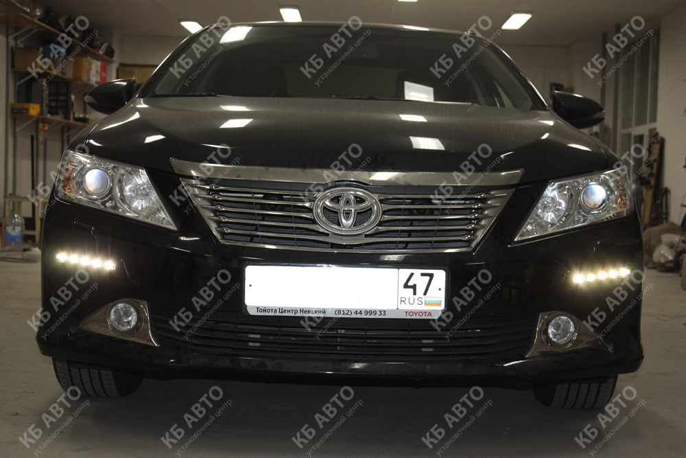 "<span class=""entry-title-primary"">TOYOTA CAMRY (2013)</span> <span class=""entry-subtitle"">Установка DRL NOLDEN</span>"